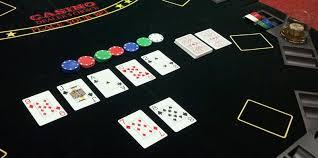 Poker-bord