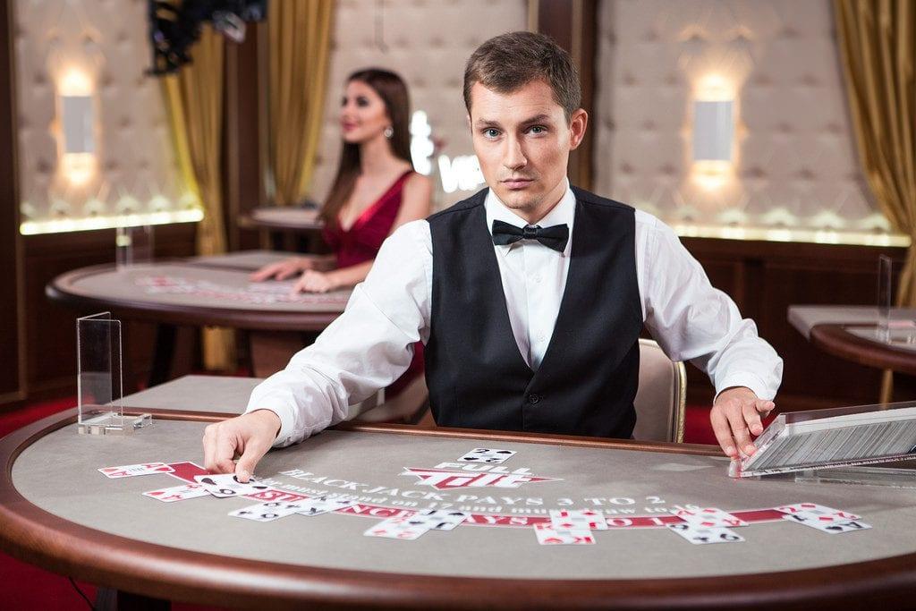 Live Casino Dealer NZ