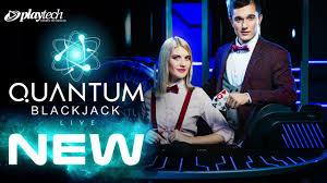 Quantum-blackjack