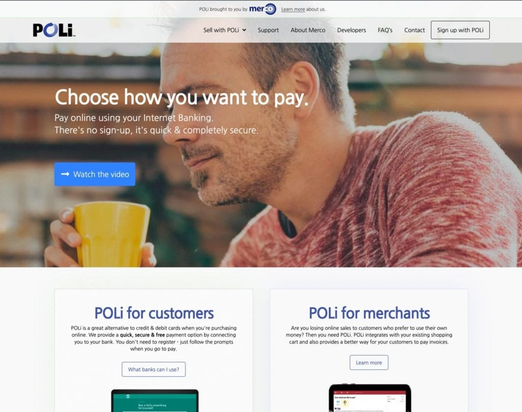POLi payment